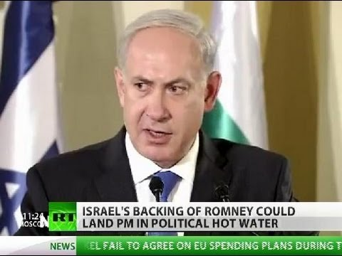 Bibi's Bad Bet: Netanyahu cornered after backing Romney backfires