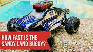 How Fast Is The Sandy Land RC Buggy? - Driftomanaics
