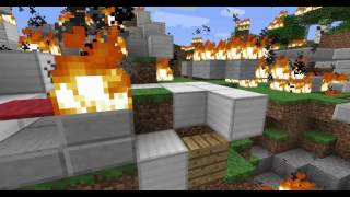 The Airplane Catastroph | Minecraft Horror Film