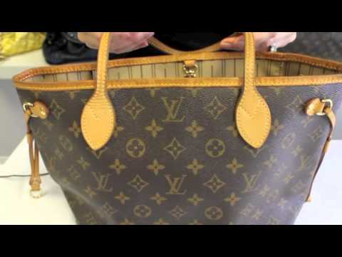 How to Authenticate a Louis Vuitton Handbag
