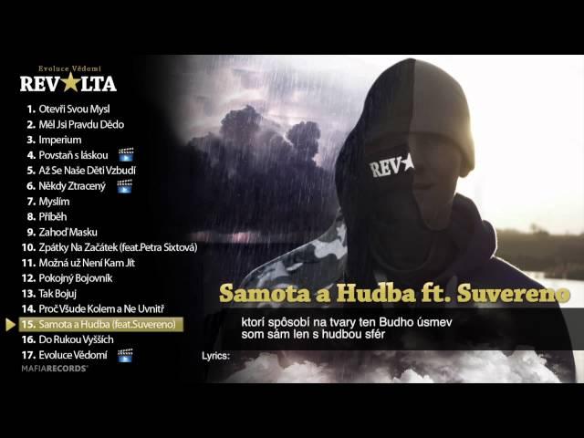 REVOLTA - Samota a Hudba (ft. Suvereno)