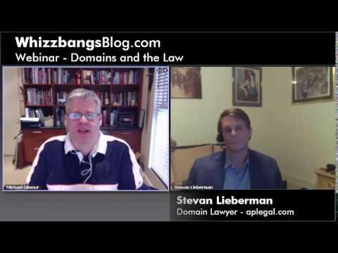 Webinar - Stevan Lieberman