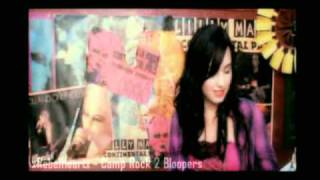 Camp Rock 2 bloopers