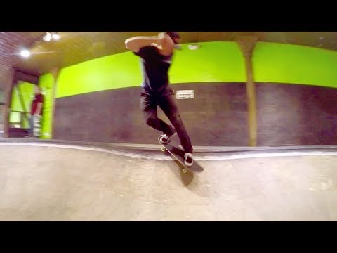 Orchard skate shop bird nest bowl with Derek Fukuhara and Timmy Knuth