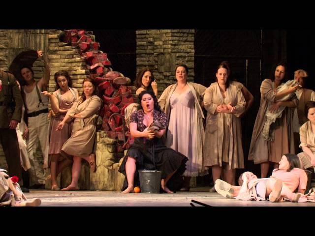 "Carmen: ""L'amour est un oiseau rebelle"" -- Anita Rachvelishvili (Met Opera)"