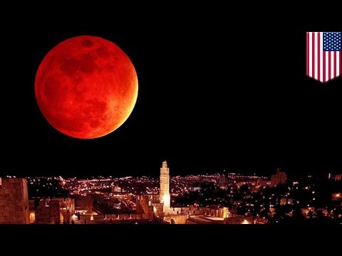 Supermoon lunar eclipse: September 27 to see rare blood supermoon and lunar eclipse - TomoNews