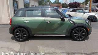 2015 Mini Countryman Cooper S All4 for sale in WARWICK, RI