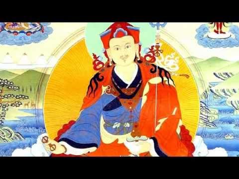 Padmasambhava Guru Rinpoche mantra   Om Ah Hum Vajra Guru Padma...