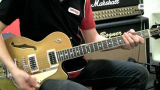 Duesenberg Starplayer TV Gold-Top