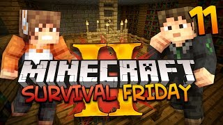 Survival Friday S2 | EP 11 | A STRONGHOLD!!!