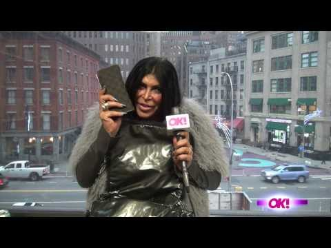 What's In Big Ang's Purse?