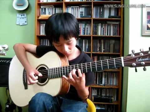 (Jerry Reed) Jerry's Breakdown - Sungha Jung