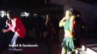 Freshpac - Tingololo (master)performance @ Iyanya Anan Award concert