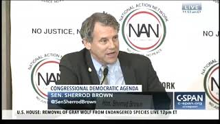 Sherrod Brown: If Stacey Abrams doesn't win in Georgia, Republicans stole it