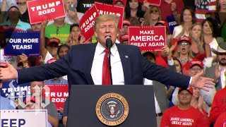 President Trump's full 2020 reelection campaign announcement