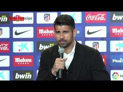 Tin Thể Thao 24h Hôm Nay (7h10 - 2/1/2018) : Diego Costa Chính Thức Ra Mắt Atletico Madrid | tin the thao 24h hom nay