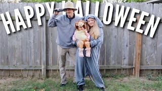 Cam&Fam Halloween Special 2019 | Teen Mom Vlog