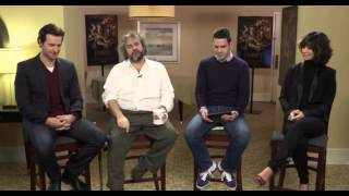 Google+ Hangout with Richard Armitage, Peter Jackson and Evangeline Lilly