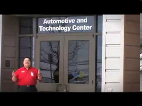 Aims Community College Automotive and Technology Center