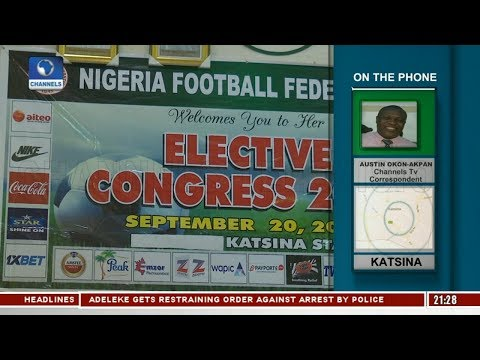 Analysts Agree NFF Election Was Impressive, Speak Of Expectations Pt.1|Sports Tonight|