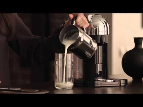Nespresso - Recipe: Latte Gourmand