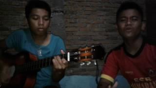 Dang Penghianat Au Cover Guitar