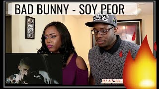 Bad Bunny - Soy Peor (Video oficial) | Couple Reacts