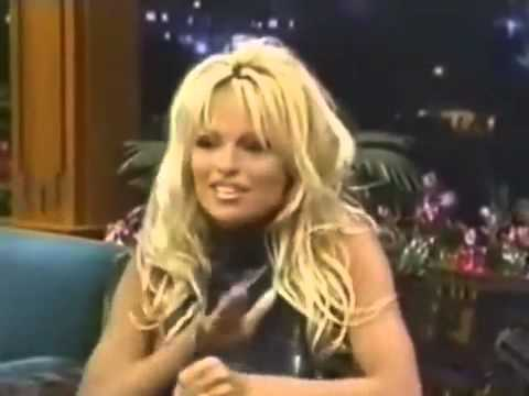 Pamela Anderson Interview Jay Leno