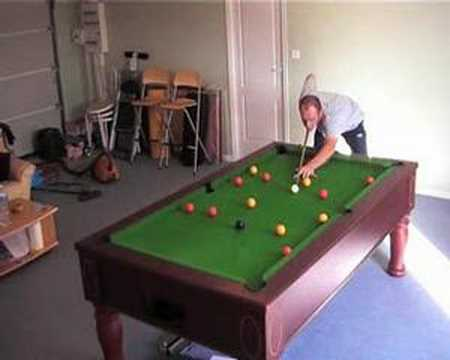 Billard 8 Pool (Blackball) Tourbatez vs Fronval