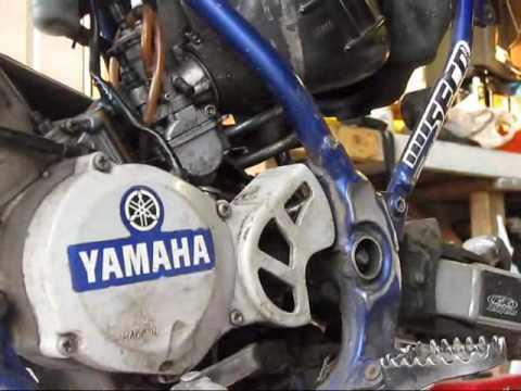 Yamaha Yz Carburetor