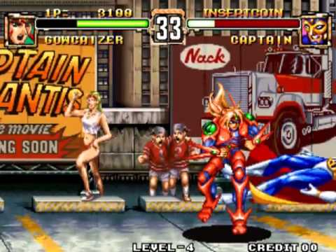 Voltage Fighter Gowcaizer Rom Voltage Fighter Gowcaizer