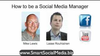 How to be a Social Media Manager - Interview with Lasse Rouhiainen