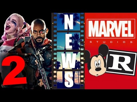 Suicide Squad 2 Vs David Ayer & Will Smith's Bright, Marvel Rated R Movies - Beyond The Trailer