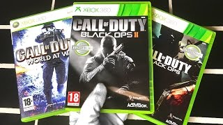 BO1, BO2 & WaW Classic Zombies Livestream - Call of Duty Black Ops 1 & 2 Treyarch Zombies Gameplay