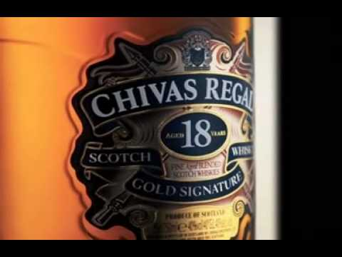 Chivas Regal Lives Comercial Video