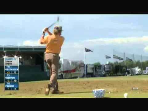 Golf Pro Miguel Angel Jimenez - Perfect Warm Up & Stretching. Learn from the best!