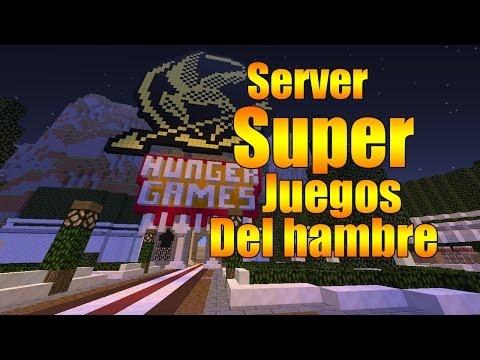 Server no premium Juegos del hambre-Minecraft 1.6.4/1.7.2