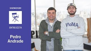 SneakersBR Entrevista: Pedro Andrade - Oferecido Por Converse