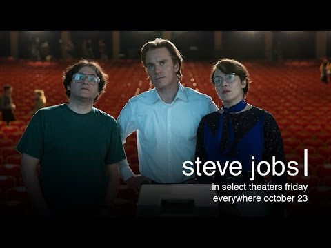 Steve Jobs - In Select Theaters Friday, Everywhere October 23 (TV Spot 48) (HD)