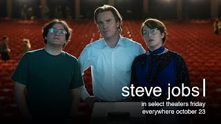 Steve Jobs - In Select Theaters Friday, Everywhere October 23 (TV Spot 48) (HD) - Продолжительность: 31 секунда