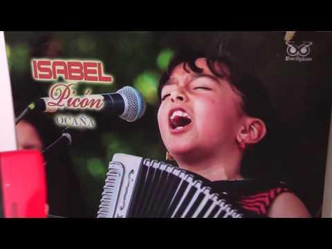 Isabel Sofía Picón la niña de los dedos de oro