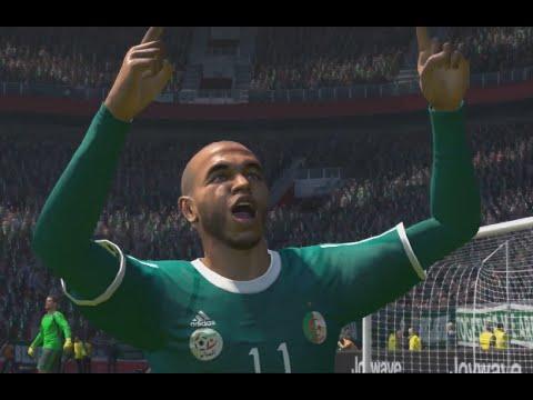 [HD] PES 2016 Algérie vs Allemagne Revanche (Brahimi Magique !!) 1080p