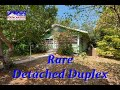 530 5TH AVE SW, LARGO, FL 33770 Rare Detached Duplex Listing Video Duncan Duo at REMAX