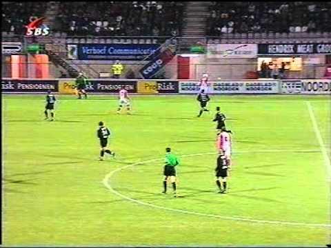 FC Emmen tegen Helmond Sport