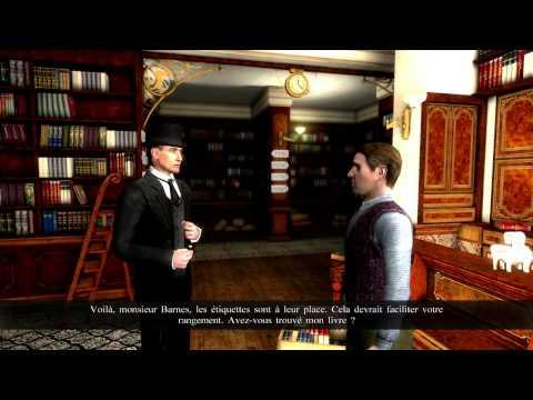 Pento Press Start : Sherlock Holmes Contre Jack l'Eventreur