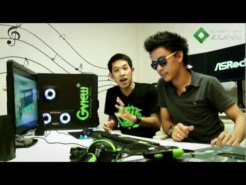 OverclockZone TV EP.148 : พรีวิว Gview Computer Gaming (HD)