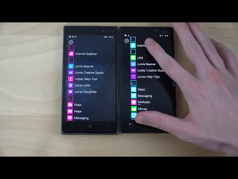 Windows 10 Preview vs. Windows Phone 8.1 - Review (4K)