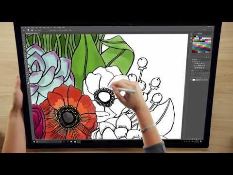 Esta Es La Nueva Microsoft Surface Studio