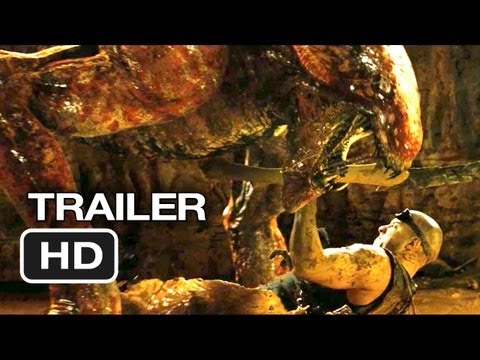 Riddick TRAILER 2 (2013) - Vin Diesel, Karl Urban Movie HD
