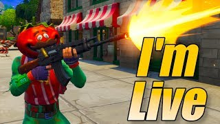 New Ak-47! Road To 1000 Subs! Fortnite Battle Royale Live Stream🙃